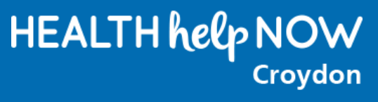 Link to Croydon Health Help Now site